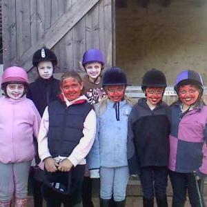 pony day halloween