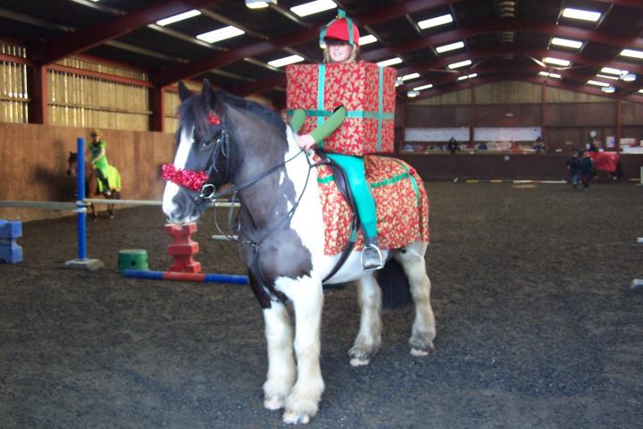 chestnuts-riding-school-sussex-brighton-xmas-show-2008-14